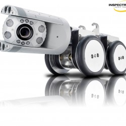 Crawler camera systeem